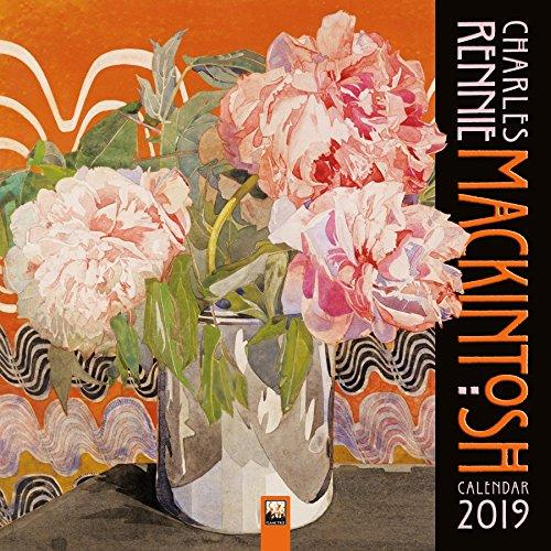 - Charles Rennie Mackintosh Wall Calendar 2019 (Art Calendar)