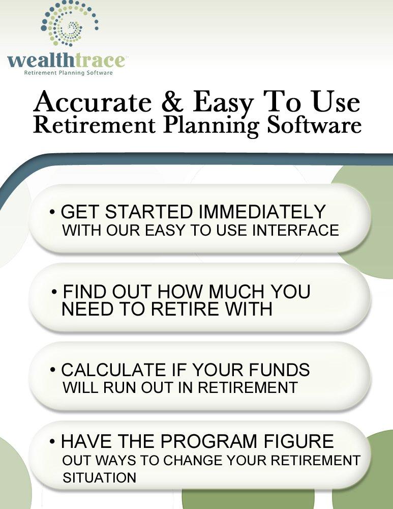 WealthTrace Retirement Planner [Download] by WealthTrace