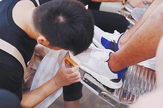 adidas Originals Leather Elixir Sneaker per la cura di pelle liscia, tessuti e sintetici, 90 ml