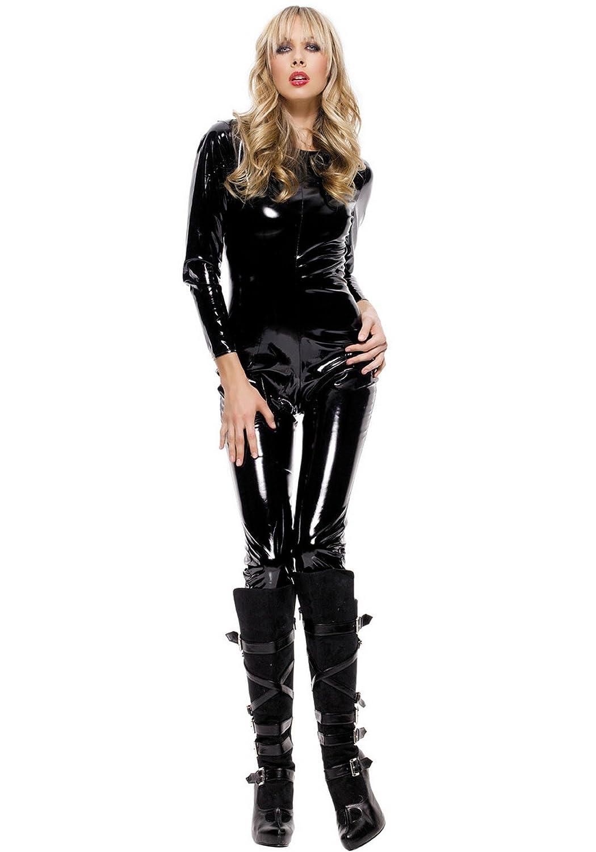 Amazon.com: Traje de Catwoman Sexy partido de día festivo ...
