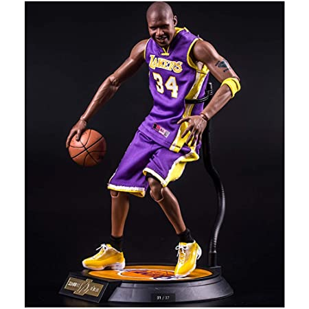 La estrella de baloncesto 3D modelo de juguete Modelo Bryant 1/9 ...