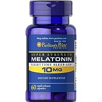 Puritan's Pride Melatonin, 10mg, 60ct