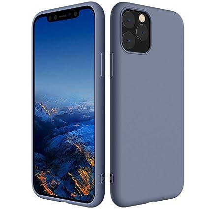 Amazon.com: Funda de silicona compatible con iPhone 11 Pro ...