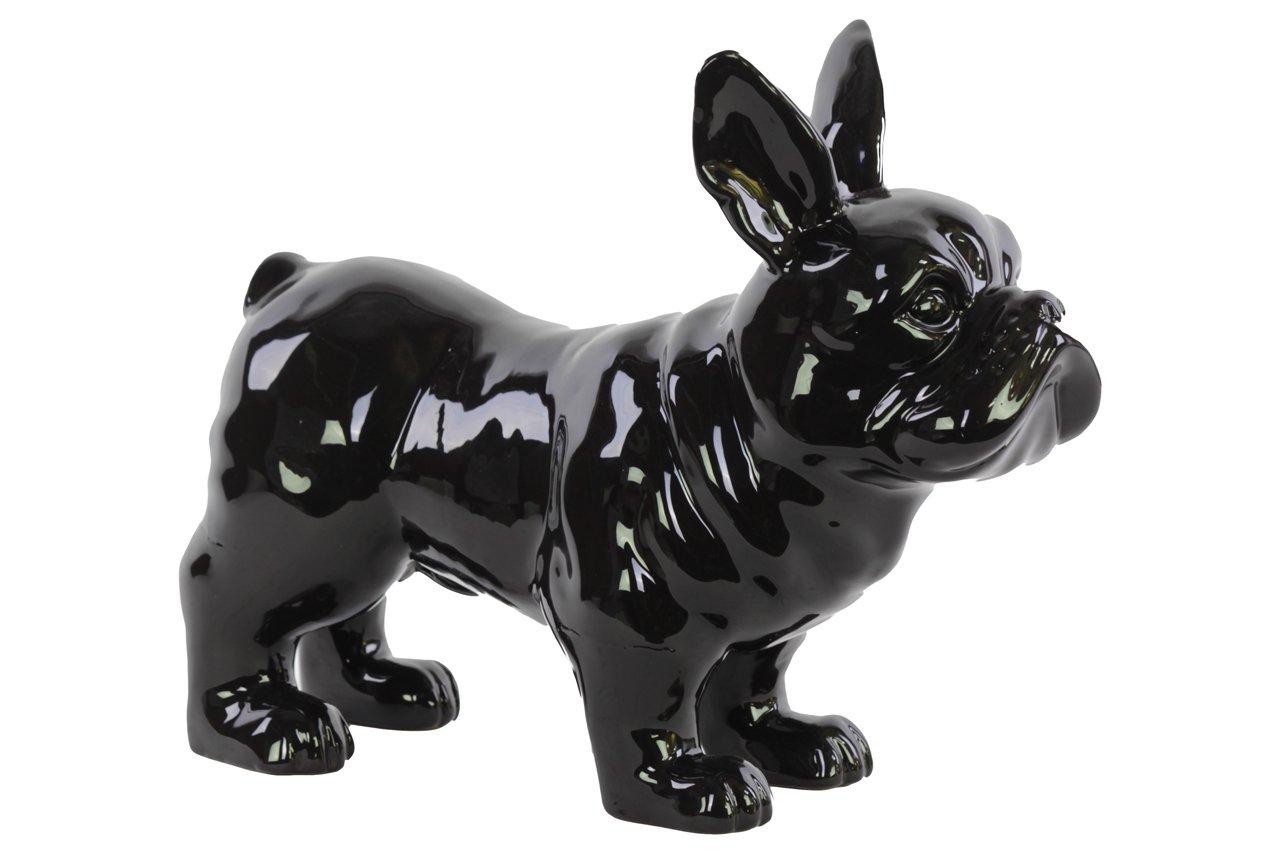 人気 Standing Bulldog French French B00QIWELJA Bulldog inグロスブラック B00QIWELJA, 防災用品専門店ヤマックス:9c9d1690 --- arcego.dominiotemporario.com