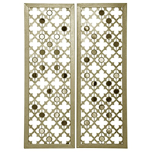 Style   Moroccan Mirrors Wall Hanging