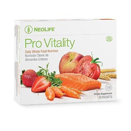 neolife Pro vitalidad Plus (30 sachets potentes nutrientes que apoyo para la salud y la