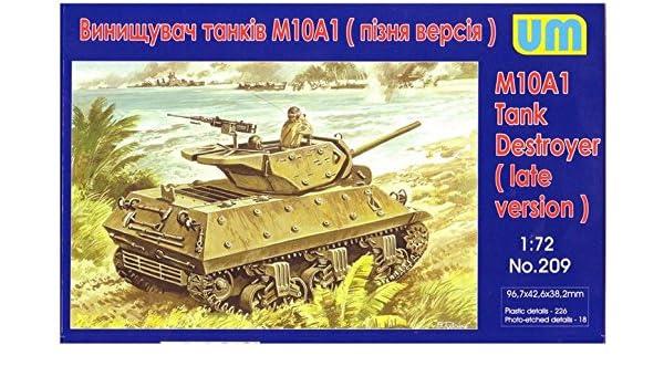 Unimodel 1//72 M36 Tank Destroyer # 206