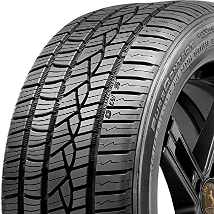 All Season Tires >> Continental Purecontact All Season Tire 205 60r16 92v Sl