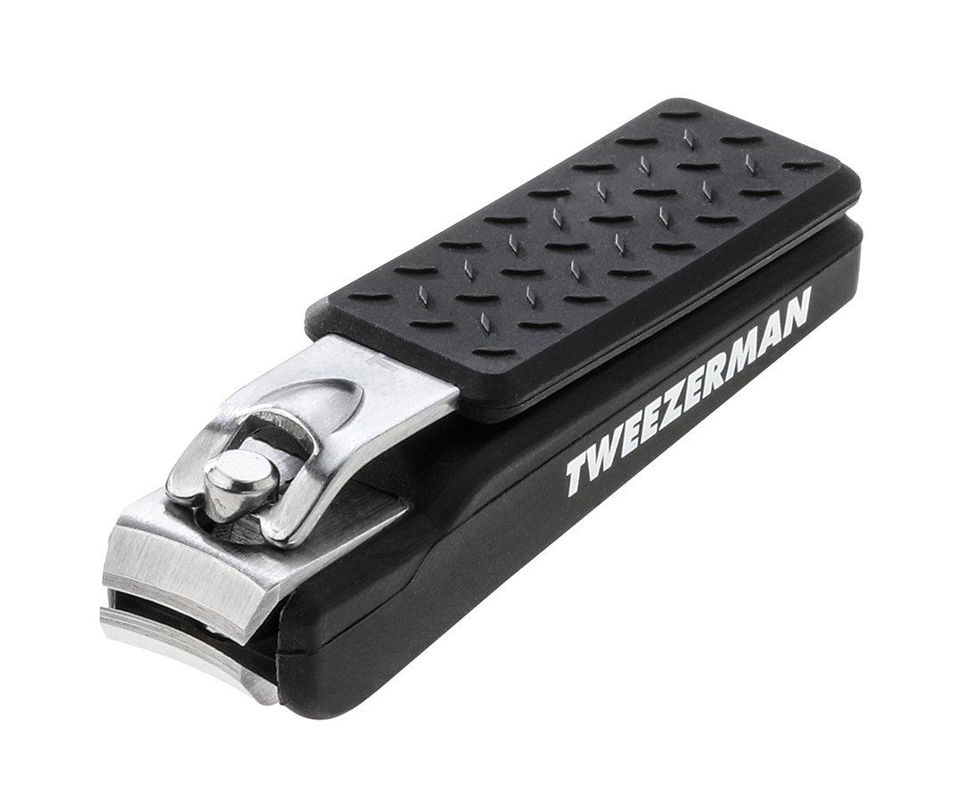 Tweezerman Precision Grip Fingernail Clipper 1 Count 30221-MG