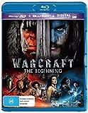 Warcraft [3D Blu-ray + Ultra Violet] [NON-USA Format / Region B Import - Australia]