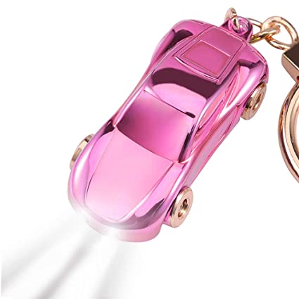 Amazon.com: Linterna de llavero, llavero de coche Jobon con ...