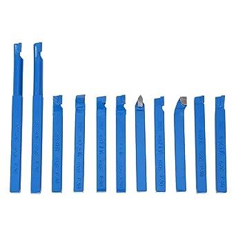 Juego de herramientas de 8 x 8 mm para el lavado de herramientas de corte de