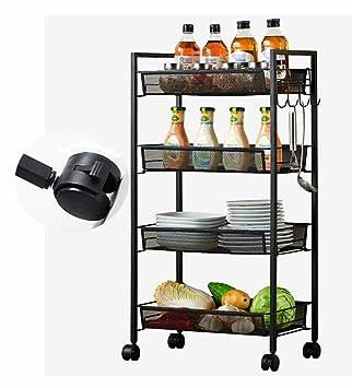 Amazon.com: WB_L Estantería de cocina para verduras y frutas ...