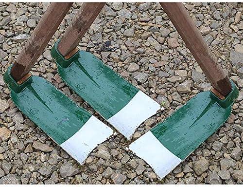 jidan Stainless Steel Garden rake Hand Tools Gardening Large Hoe ...