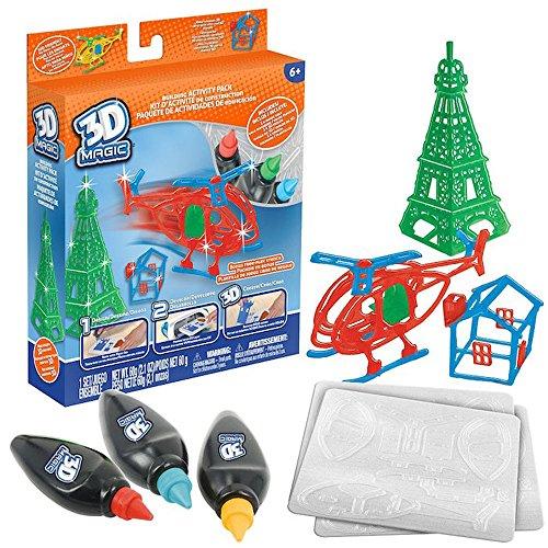 Tech4Kids 3D Creation Activity Building Kit -