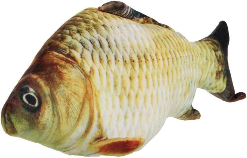 75 cm Sea Bass Oreiller-poisson 3D Coussin Sea Bass Coussin Poisson-Coussin Décoratif