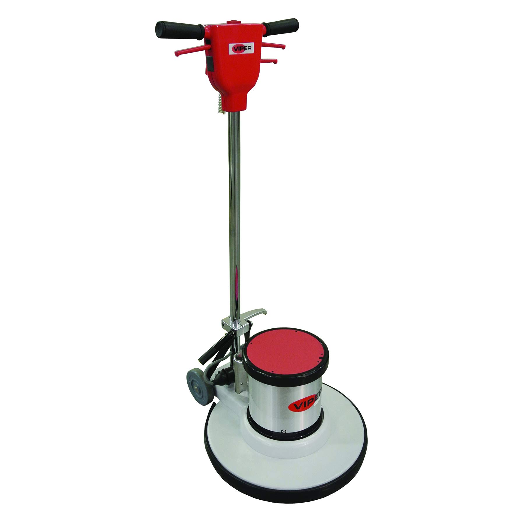 Viper Cleaning Equipment VN2015 Venom Series Low Speed Buffer, 20'' Deck Size, 175 RPM, 50' Power Cable, 110V, 1.5 hp, 19'' Pad Driver by Viper Cleaning Equipment