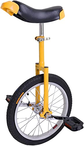 AW 16 Inch Wheel Unicycle Leakproof Butyl Tire Wheel Cycling Outdoor Sports Fitness Exercise Health