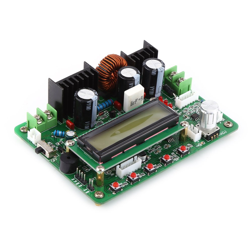 difference cv resume%0A Amazon com  ZXY    S DCDC    W Programmable Buck Converter Stepdown  Power Supply Module CC CV     V to    V  Industrial  u     Scientific