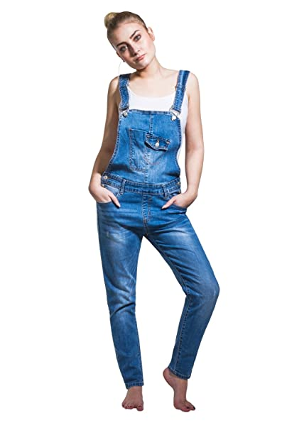 Jumpsuits & Playsuits Zara Denim Baisx Dungaress With Pockets To Rank First Among Similar Products