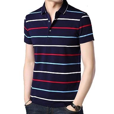 Saoye Fashion Polo Camisa para Hombre De Verano con Deportes En ...