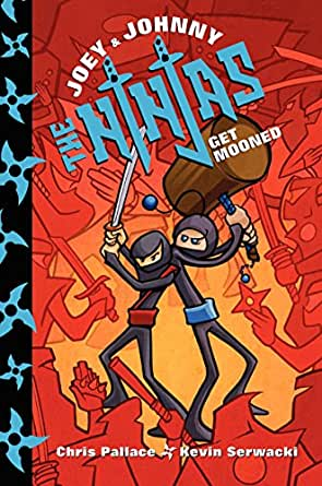Joey and Johnny, the Ninjas: Get Mooned (English Edition ...