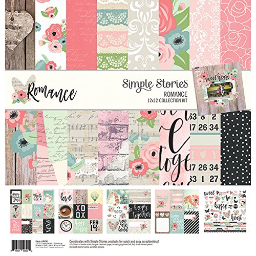 Simple Stories Romance Collection Kit