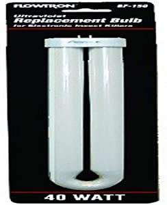 Flowtron BF-150 Replacement Bulb for BK-80D, FC7600 and Wall Sconce Models