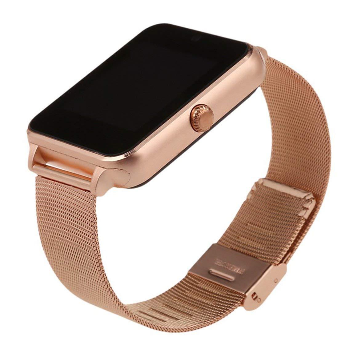Funnyrunstore Personalidad de la Moda Smart Watch gsm SIM ...