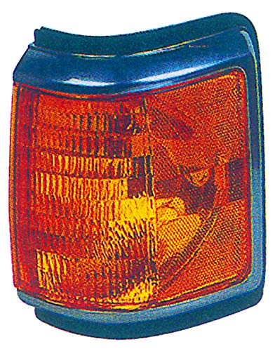 For 1987 1988 1989 1990 1991 Ford F150 / F250 / F350 | Bronco Turn Signal Corner Light Lamp Driver Left Side Replacement FO2520108