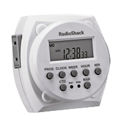 radioshack digital lamp timer - Lamp Timer