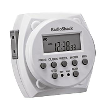 RadioShack® Digital Lamp Timer