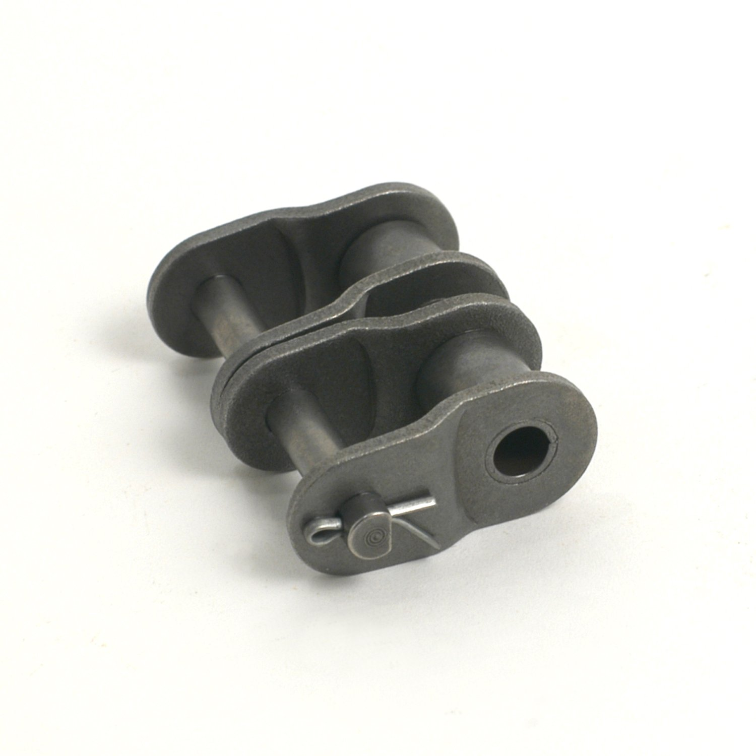 1.75 Length 1 Pitch 1.75 Length 1 Pitch Bearings Limited Offset Link TRITAN 80-2R OSL Precision ANSI Double Roller Chain
