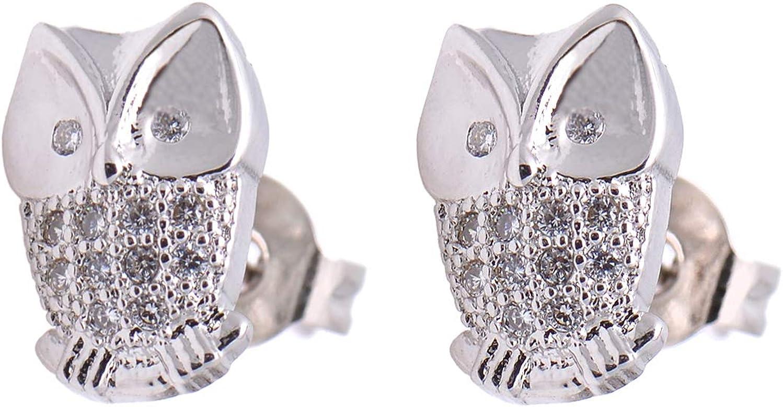 Night Owl Cufflinks Angled Edition