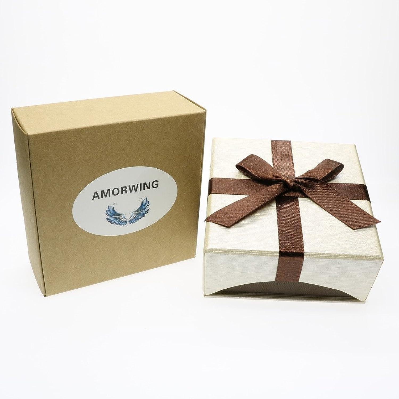 Amazon.com: AmorWing Dragon Engraving Obsidian and Tiger Eye ...