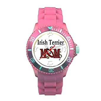 Cool Plastic Watch With Band Mothers Day Plastic Custom Watch Straps Pink