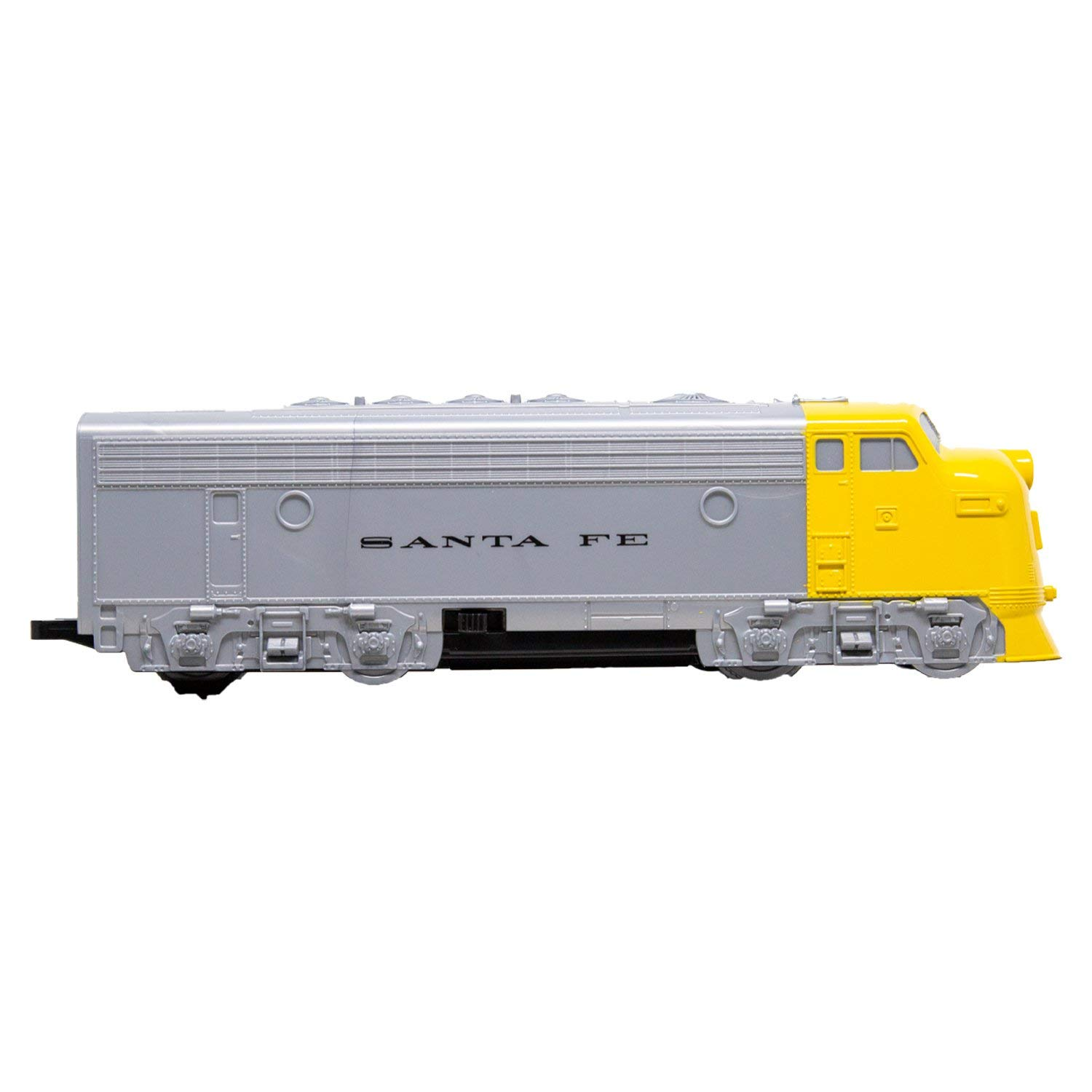 Bachmann Industries Ho Scale Battery Operated Rail Fashion Model Railroading Electronics That Train Electronic Express Kid Set With Sound Yellow Toys Games