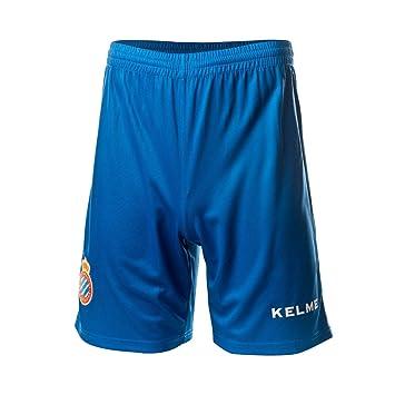 50-70% de descuento calidad real bastante agradable Kelme RCD Espanyol First Equipment 2018-2019, Shorts, Blue ...