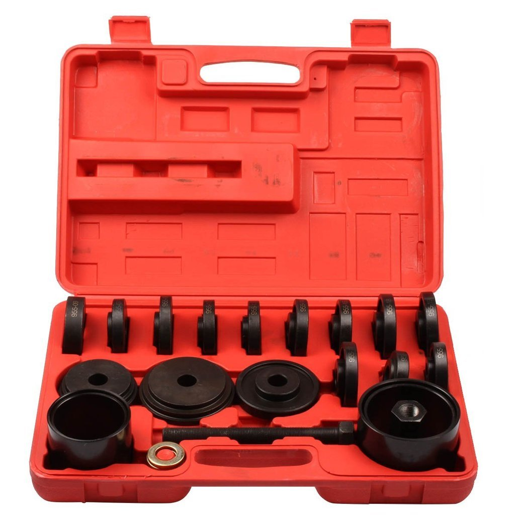 SUPERCRAZY Wheel Bearing Installation Removal Puller Tool Set SC0016 SUPER TOOLS