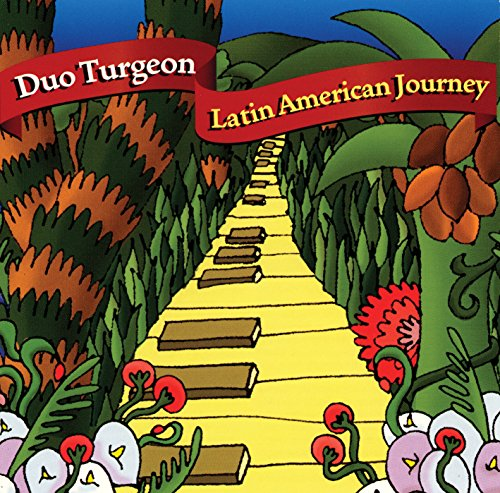 (Latin American Journey (Music for Two Pianos))