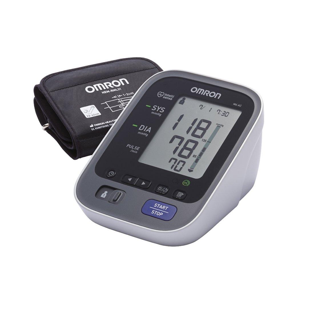 Omron Healthcare M6 Comfort Upper Arm Blood Pressure Monitor