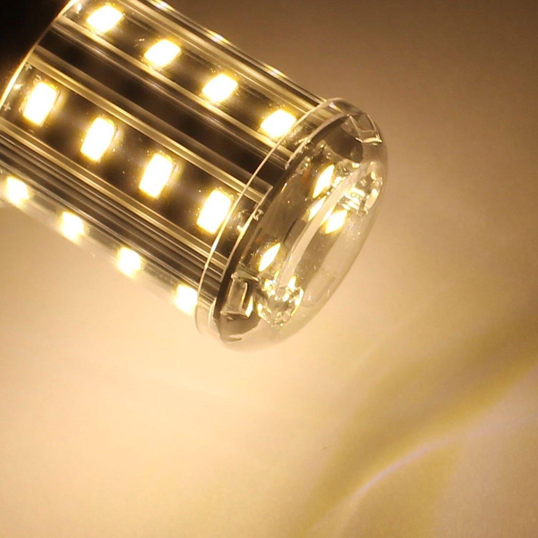 eDealMax AC85-265V 5W x 28 5730SMD E14 del maíz del LED Bombilla de ahorro de energía de la lámpara blanco cálido - - Amazon.com