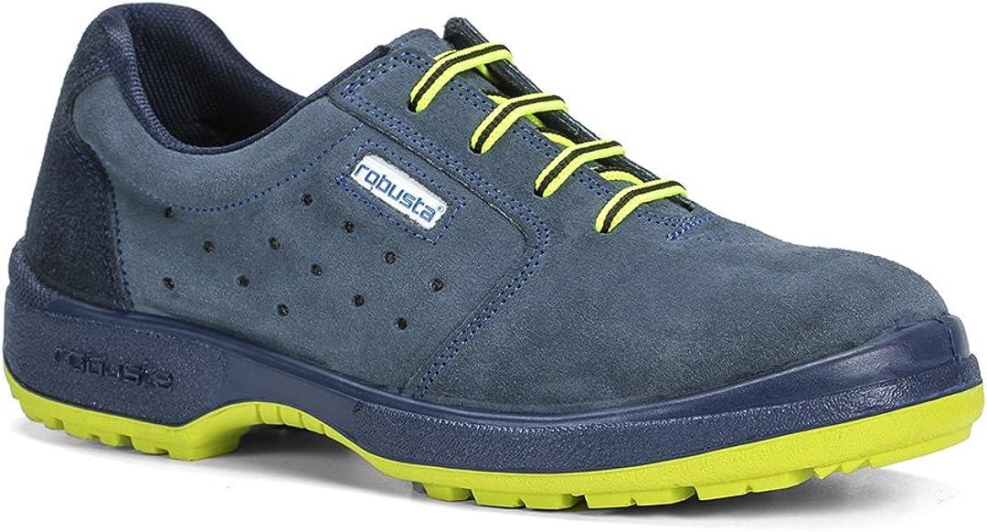 Robusta-Zapato Serraje Acebo S1+P+SRC: Amazon.es: Zapatos y ...