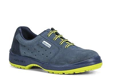 72753402018 Calzados Robusta Robusta-Shoe Acebo S1+P Green: Amazon.co.uk: Shoes ...