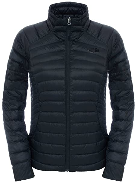 The North Face W Tonnerro FZ Jacket-EU Chaqueta, Mujer