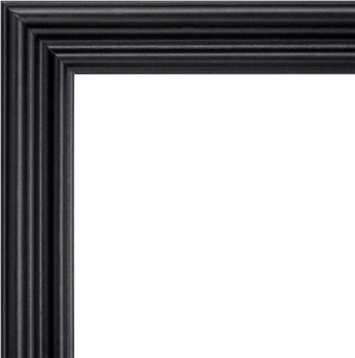 MCS 14x18 Solid Wood Value Picture Frame Black Overstock Special