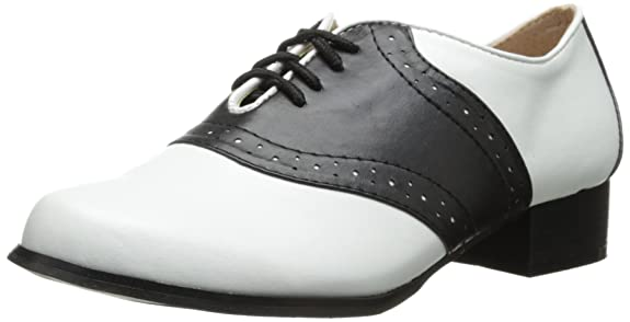1940s Teenage Fashion: Girls Ellie Shoes Womens 105-SD Oxford £28.41 AT vintagedancer.com