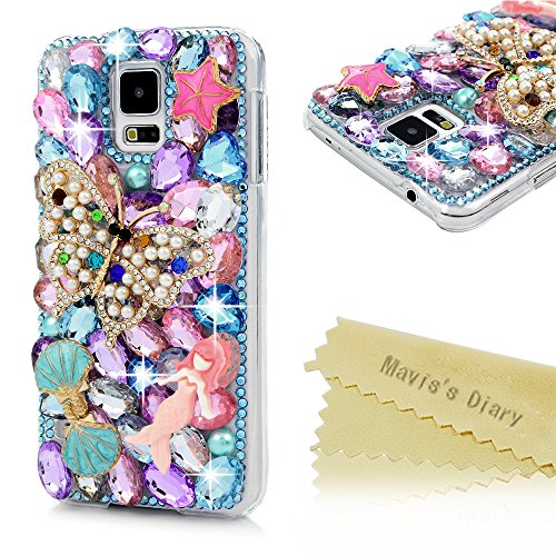 galaxy s5 cases with gems - 6
