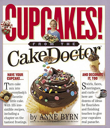 Cupcakes Cake Doctor Anne Byrn product image
