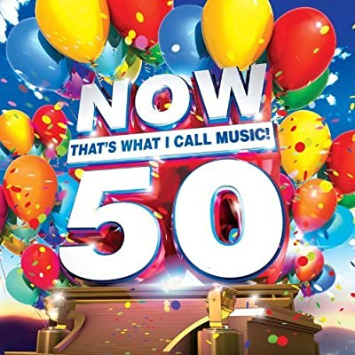 NOW That's What I Call Music Vol. 50 by Pharrell Williams, Katy Perry, Aloe Blacc, Avicii, Bastille, Lorde, Bruno Mars, (2014-05-06)
